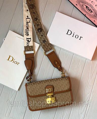 Брендовая женская сумка Dior, фото 2
