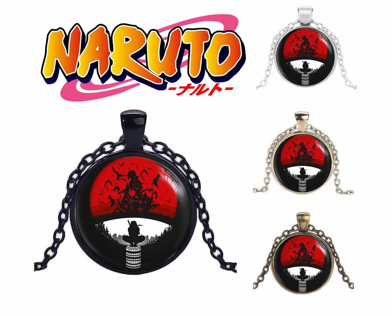 Кулон Учиха Наруто / Naruto