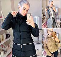 Демісезонна куртка - пальто трансформер 200 синтепон 20532, фото 1