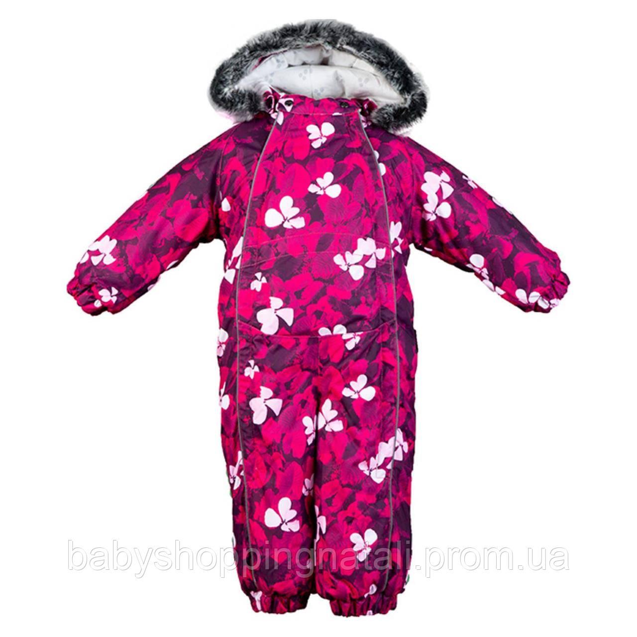 Детский зимний термокомбинезон REGGIE 1 HUPPA, REGGIE 1 36020130-81663, 12 мес (80 см), 12 мес (80 см)