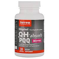 Пирролохинолинхинон и убихинол, Jarrow Formulas, 30 кап.
