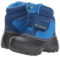 Ботинки зимние для мальчика Columbia Kids Rope Tow Kruser сапоги непромокаемые, фото 1