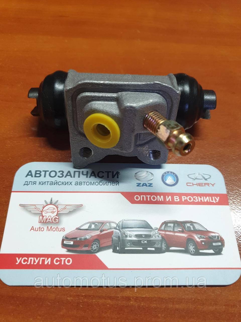 Цилиндр тормозной задний L с ABS CK/CK2