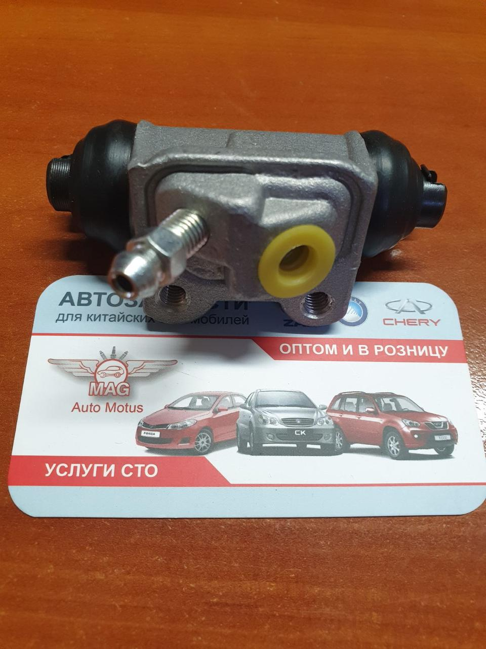 Цилиндр тормозной задний R с ABS  CK/CK2