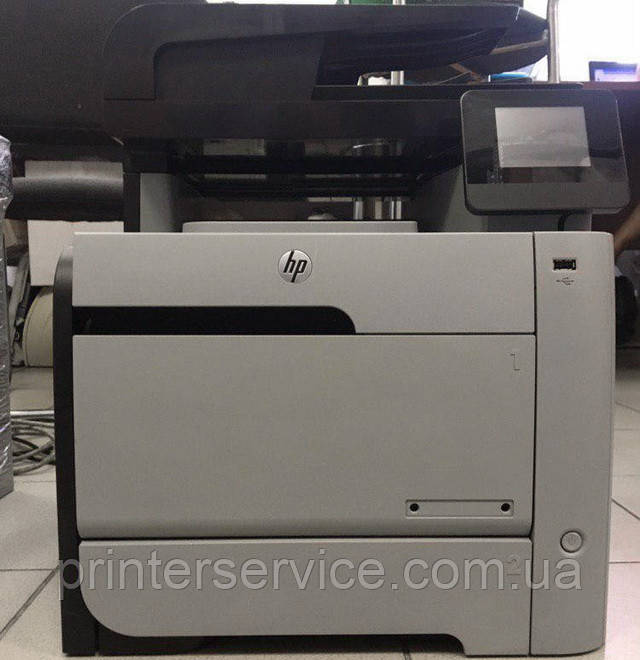бу HP Color LJ Pro 400 M476dn цветное мфу 4 в 1