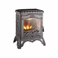Печь-камин Invicta Chambord антрацит, фото 1