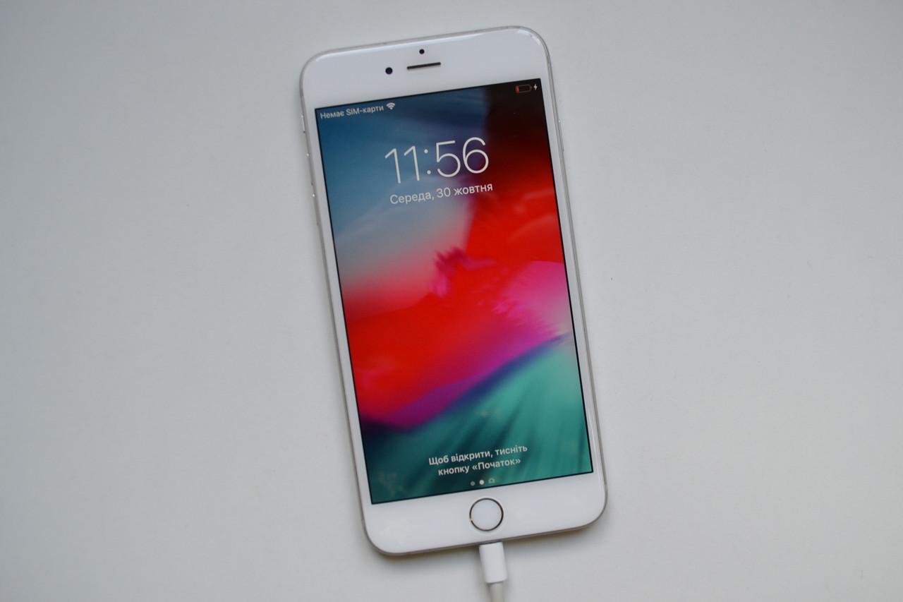 Apple Iphone 6 Plus 16Gb Silver Neverlock Оригинал!