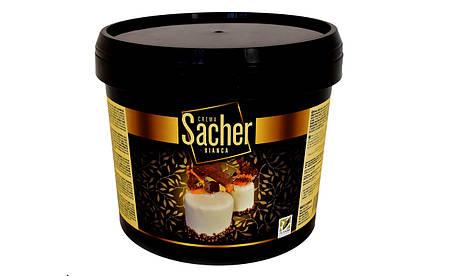 Какао-крем для покриття Sacher Білий Eurocao, фото 2
