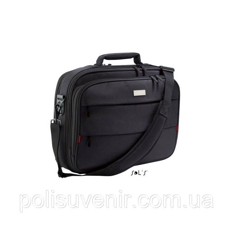 Компактна дорожня сумка для ноутбука