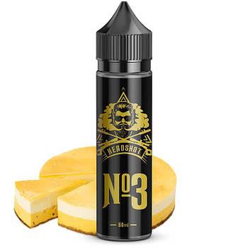 Премиум жидкость для электронных сигарет Headshot #3 (Чизкейк)