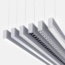 Линейные LED светильники и основания под светодиодные лампы Т5, Т8