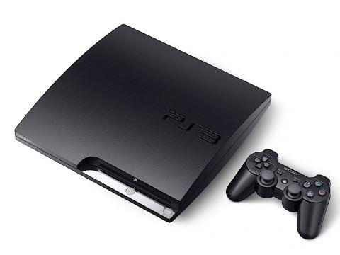 Sony Playstation 3 Slim 160GB (БУ) + игры