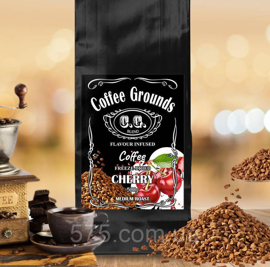 Кофе растворимый со вкусом Вишни (0.5 кг)
