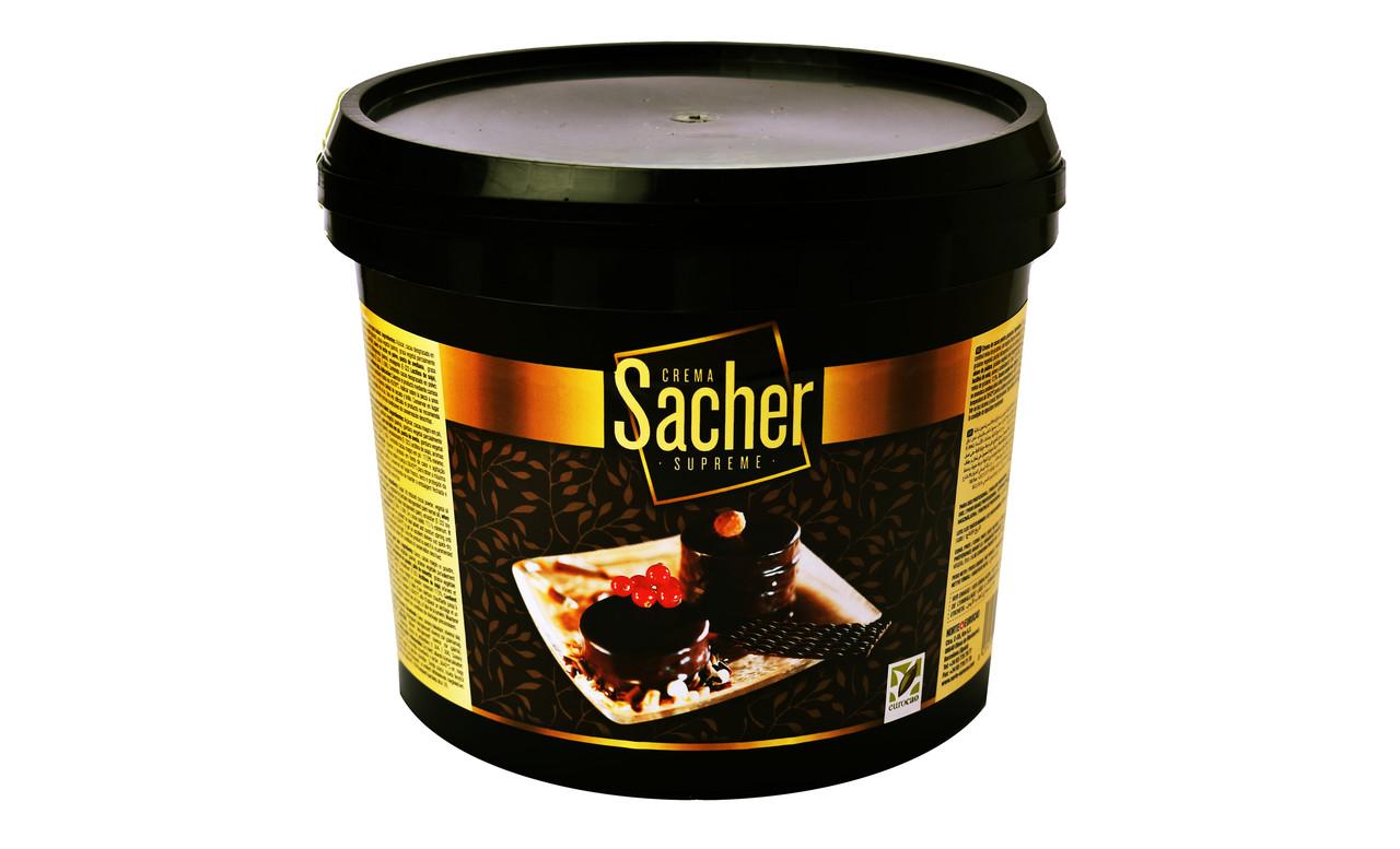 Какао-крем для покриття Sacher Supreme Eurocao