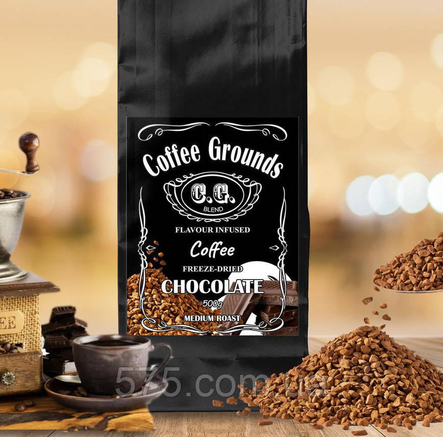 Кофе растворимый со вкусом Шоколада (0.5 кг)