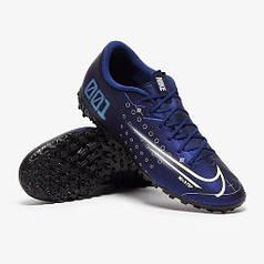 Сороконожки Nike MercurialX Vapor 13 Academy MDS  TF CJ1306-401 (Оригинал)