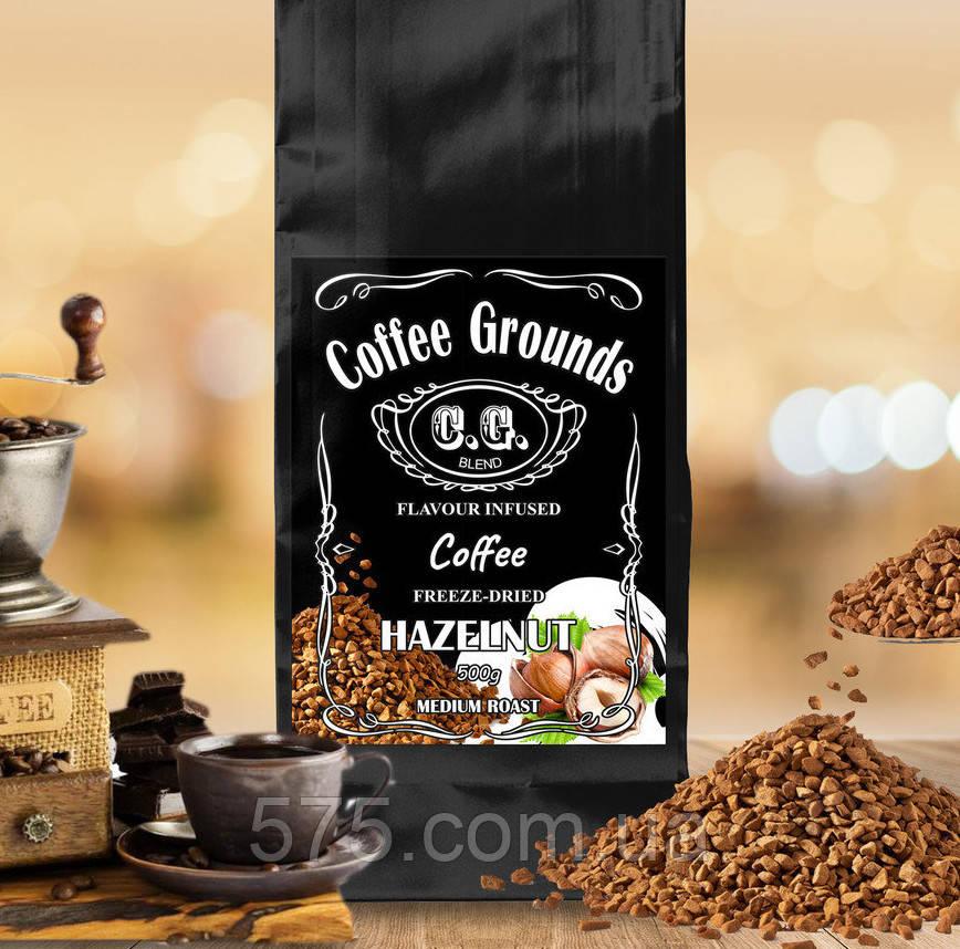 Кофе растворимый со вкусом Лесного ореха (0.5 кг)