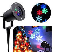 Проектор лазерный Star Shower Color Snowflake WP2 154136