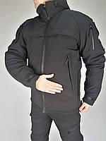 Куртка Патрол Софтшелл тактическая термофлис, фото 1