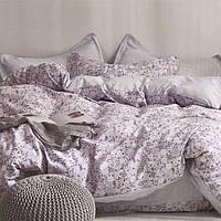 Двуспальное постельное белье твил сатин ТМ Вилюта 341