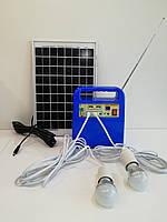 Автономный универсальный туристический солнечный генератор, фото 1