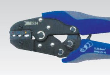 Инструмент для опрессовки изолированных наконечников 0,25 - 6,0