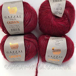 Gazzal Queen (Газзал Квін) (15 % - вовна, 15 % - металізована пряжа, 35 % - поліестер)  7219