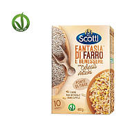 Cуміш круп рису, жита та пшениці, Con cereali antichi від ТМ Riso Scotti