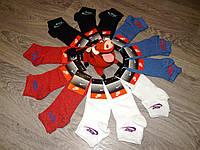 Носки женские Nike демисезонные, размер 35-39 хлопок ,спортивные короткие носки Nike