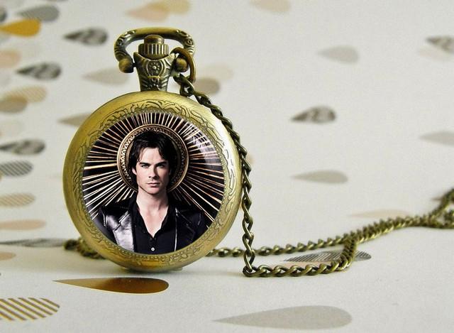 Карманные часы Дневники вампира / The Vampire Diaries