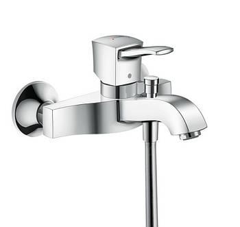 Смеситель для ванны Hansgrohe Metropol Classic хромированный