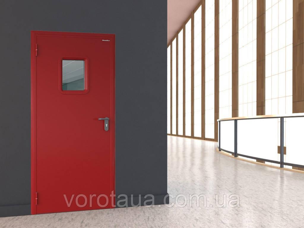 Двері DoorHan ширина 880мм висота 2050мм Противопож. EI60