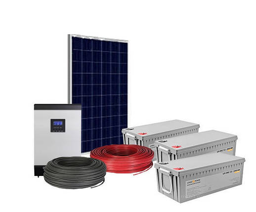 Автономна станція на 4 кВт, фото 2