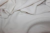 Искусственный мех  ворс короткий не тяжелый не плотный, №3021 молочный, фото 1