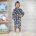 Детский теплый халат, фото 2
