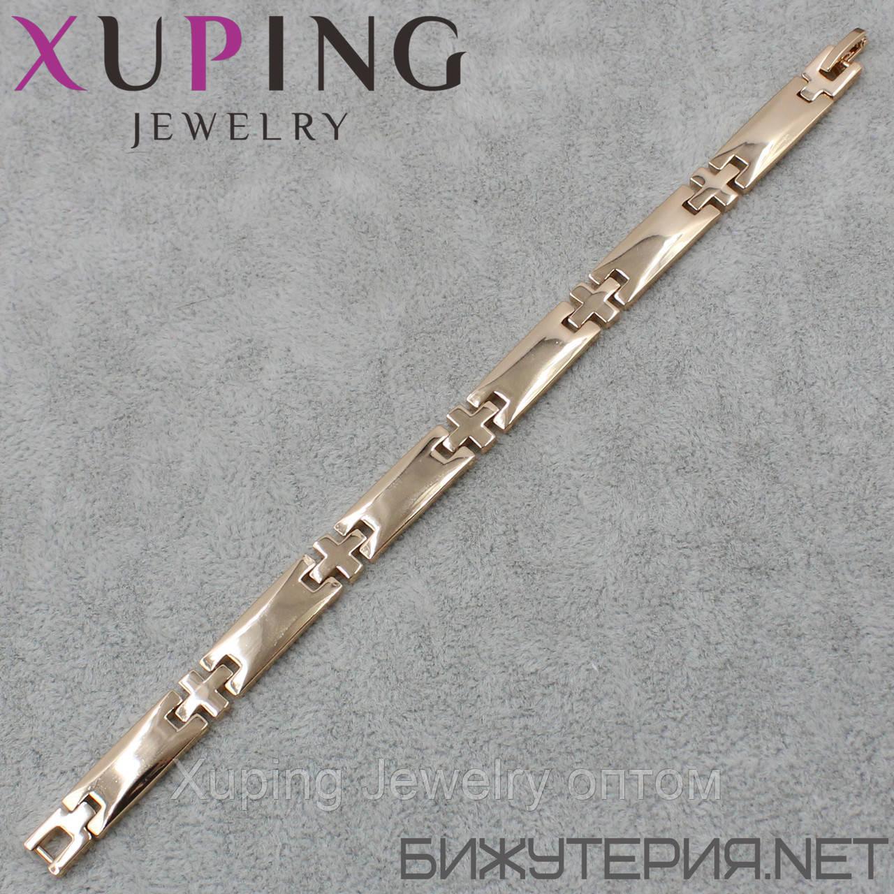 Браслет Xuping медицинское золото 18K Gold - 1023146294