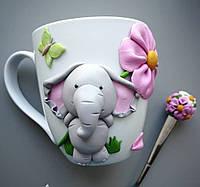 Чашка на подарок для ребенка