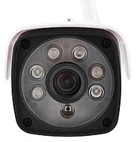 Набор видеонаблюдения (монитор + 4 камеры WiFi), фото 3