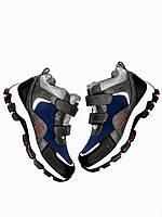 Ботинки кроссовки зимние детские для мальчиков р. 31-36