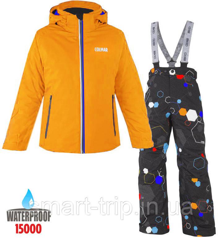 Детский горнолыжный костюм COLMAR Sapporo kids 8 / 130см (3141С-9RT-350)
