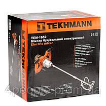 Миксер строительный Tekhmann TEM-1652, фото 3