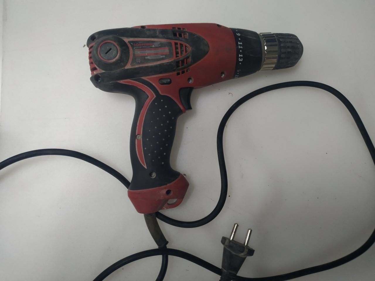 Сетевой шуруповерт Ижмаш Industrialline DS-1170