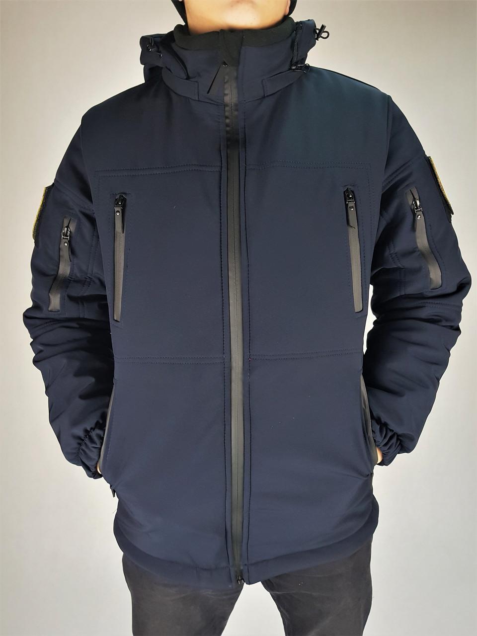 Куртка  Софтшелл зимний