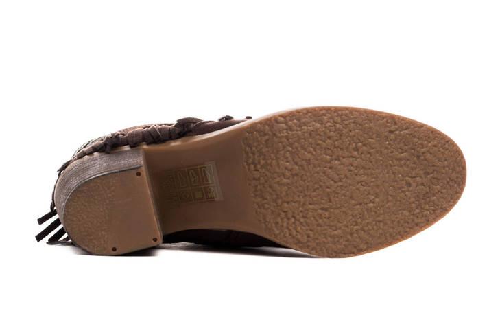 Жіночі черевики Kylie Kantri Marron 36 Brown, фото 3