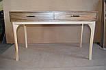 Макияжный столик з горіха, фото 2