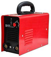 Сварочный инвертор MMA-200 PRO 7 кВт, 10- 200А, диаметр электрода 1, 5-4 мм