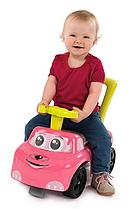 Машина каталка розовая Smoby 720524