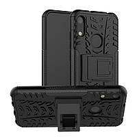 Чехол Armor Case для Honor 8A / 8A Pro / Huawei Y6s Черный
