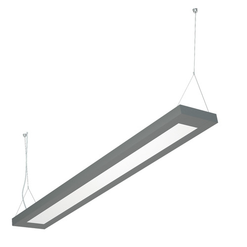 LED светильники подвесные IP40, Световые технологии FLAME UNI LED 1200х190 4000K up/down [1632000200]