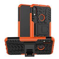 Чехол Armor Case для Honor 8A / 8A Pro / Huawei Y6s Оранжевый